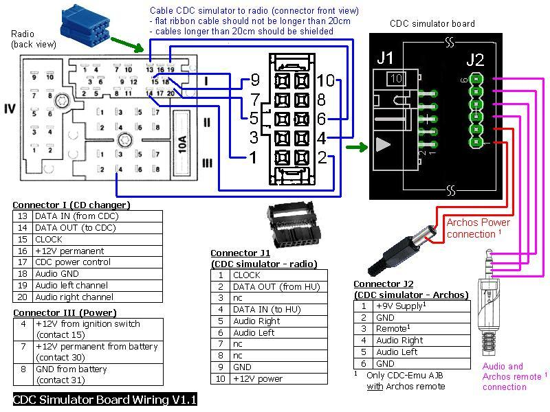 Cdcemuwiring V on Vw Beetle Wiring Diagram